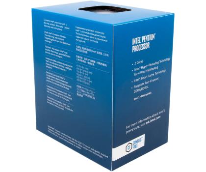 Intel G4560 3.50GHz 3MB BOX-343473 - Zdjęcie 2