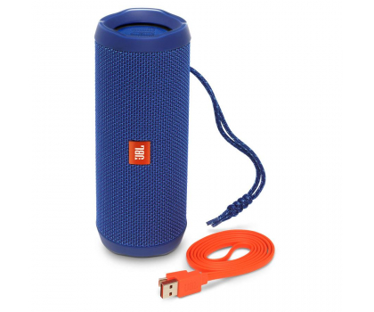JBL FLIP 4 Bluetooth niebieski-364624 - Zdjęcie 4