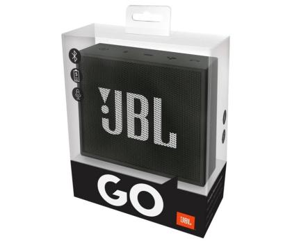 JBL GO Czarny-288897 - Zdjęcie 4