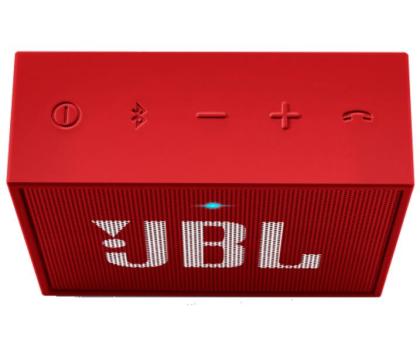 JBL Go czerwony-288904 - Zdjęcie 3