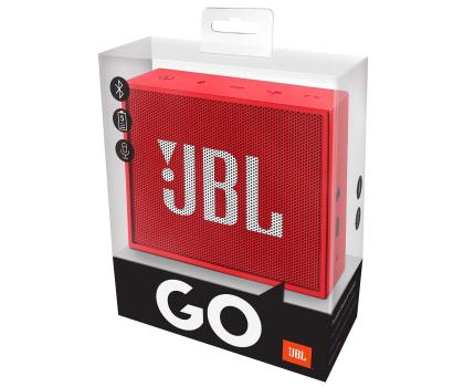 JBL Go czerwony-288904 - Zdjęcie 4
