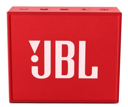 JBL Go czerwony-288904 - Zdjęcie 5