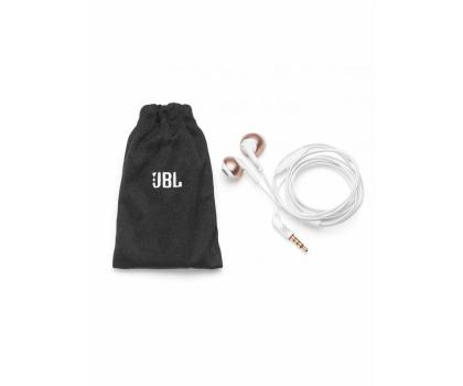 JBL T205 słuchawki douszne różowe złoto-390107 - Zdjęcie 4