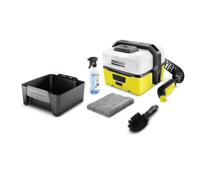 Karcher Mobile Outdoor Cleaner OC 3 + Bike-350785 - Zdjęcie 1