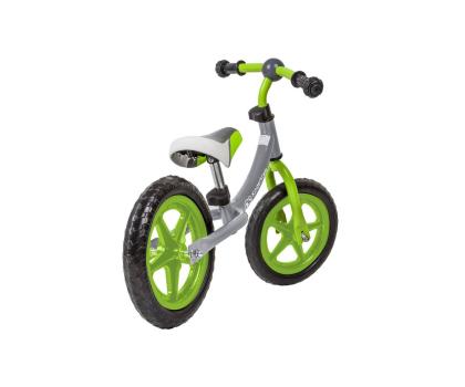 KinderKraft Rowerek biegowy 2WAY green-179157 - Zdjęcie 4