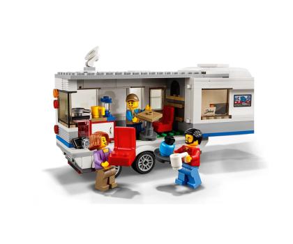 LEGO City Pickup z przyczepą-394058 - Zdjęcie 4
