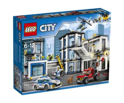 LEGO City Posterunek policji (60141)