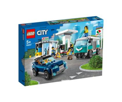 LEGO City Stacja benzynowa (60257)