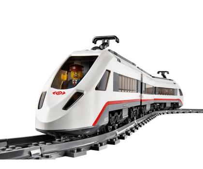 LEGO City Superszybki pociąg pasażerski -231979 - Zdjęcie 3
