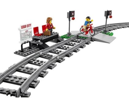LEGO City Superszybki pociąg pasażerski -231979 - Zdjęcie 4