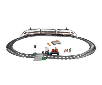 LEGO City Superszybki pociąg pasażerski -231979 - Zdjęcie 2