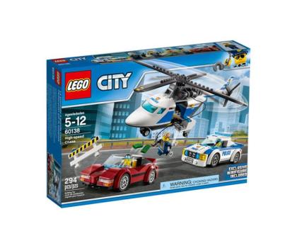 LEGO City Szybki pościg-343682 - Zdjęcie 1