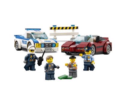 LEGO City Szybki pościg-343682 - Zdjęcie 2