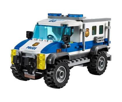 LEGO City Włamanie buldożerem-343684 - Zdjęcie 4