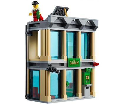 LEGO City Włamanie buldożerem-343684 - Zdjęcie 2