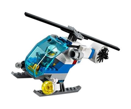 LEGO City Włamanie buldożerem-343684 - Zdjęcie 5