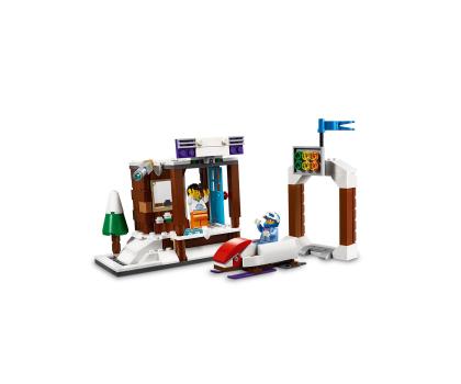 LEGO Creator Ferie zimowe-395102 - Zdjęcie 4