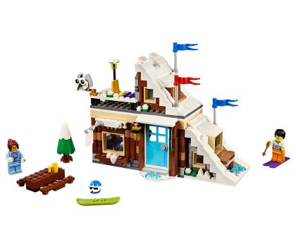 LEGO Creator Ferie zimowe-395102 - Zdjęcie 2