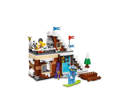 LEGO Creator Ferie zimowe-395102 - Zdjęcie 3