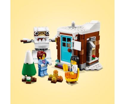 LEGO Creator Ferie zimowe-395102 - Zdjęcie 5