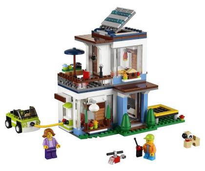 LEGO Creator Nowoczesny dom-362469 - Zdjęcie 2
