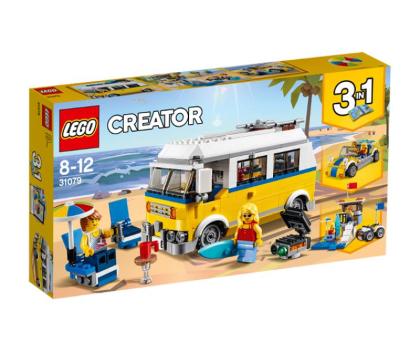 LEGO Creator Van surferów-395101 - Zdjęcie 1