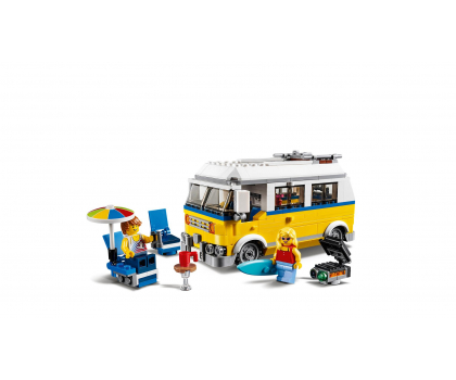 LEGO Creator Van surferów-395101 - Zdjęcie 3