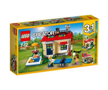 LEGO Creator Wakacje na basenie-362468 - Zdjęcie 1