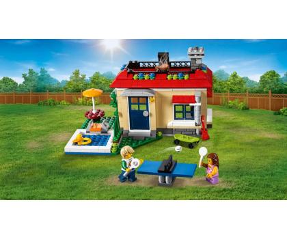 LEGO Creator Wakacje na basenie-362468 - Zdjęcie 2