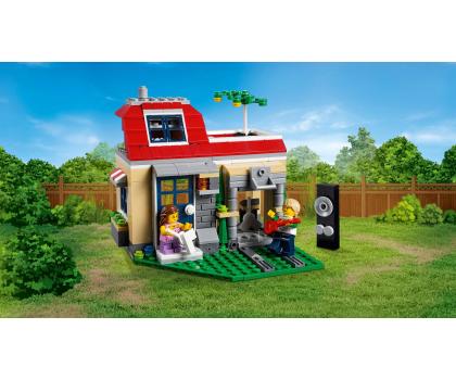 LEGO Creator Wakacje na basenie-362468 - Zdjęcie 4