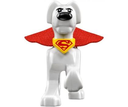 LEGO DC Comic Super Heroes Superman i Krypto łączą siły-395184 - Zdjęcie 6