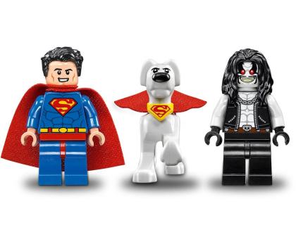 LEGO DC Comic Super Heroes Superman i Krypto łączą siły-395184 - Zdjęcie 5