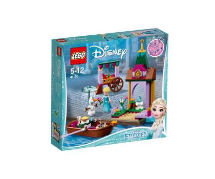 LEGO Disney Princess Przygoda Elzy na targu-393887 - Zdjęcie 1