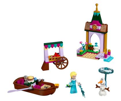 LEGO Disney Princess Przygoda Elzy na targu-393887 - Zdjęcie 2