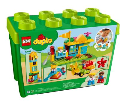 LEGO DUPLO Duży plac zabaw-395110 - Zdjęcie 2