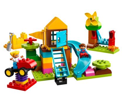 LEGO DUPLO Duży plac zabaw-395110 - Zdjęcie 3