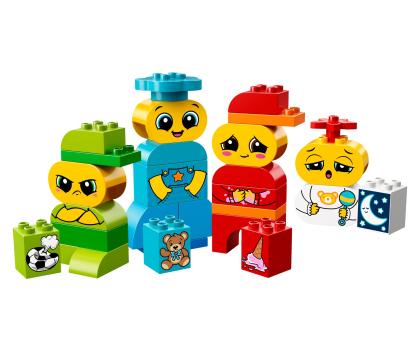 LEGO DUPLO Moje pierwsze emocje-395107 - Zdjęcie 2