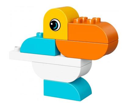 LEGO DUPLO Moje pierwsze klocki-343366 - Zdjęcie 3