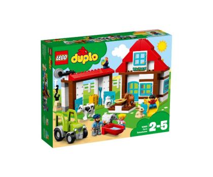 LEGO DUPLO Przygody na farmie-395114 - Zdjęcie 1