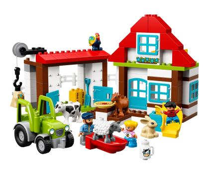 LEGO DUPLO Przygody na farmie-395114 - Zdjęcie 2