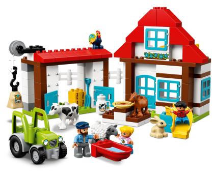 LEGO DUPLO Przygody na farmie-395114 - Zdjęcie 3