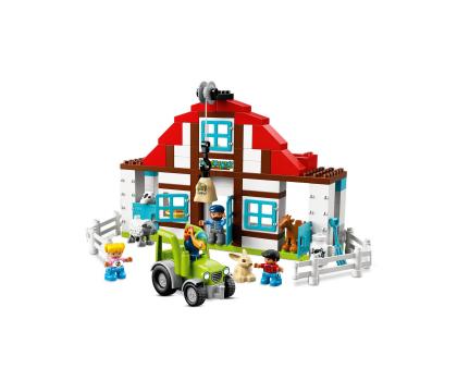 LEGO DUPLO Przygody na farmie-395114 - Zdjęcie 4