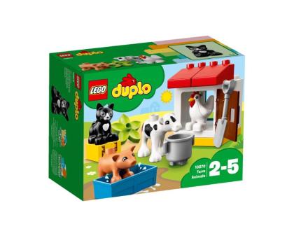 LEGO DUPLO Zwierzątka hodowlane-395115 - Zdjęcie 1