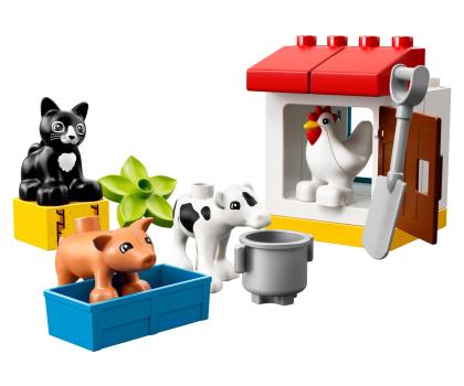 LEGO DUPLO Zwierzątka hodowlane-395115 - Zdjęcie 2