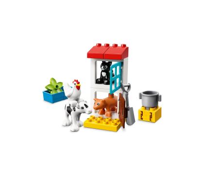 LEGO DUPLO Zwierzątka hodowlane-395115 - Zdjęcie 3