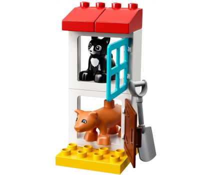 LEGO DUPLO Zwierzątka hodowlane-395115 - Zdjęcie 4