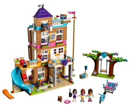 LEGO Friends Dom przyjaźni-395131 - Zdjęcie 2