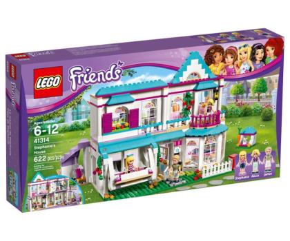 LEGO Friends Dom Stephanie-343303 - Zdjęcie 1