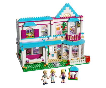 LEGO Friends Dom Stephanie-343303 - Zdjęcie 2