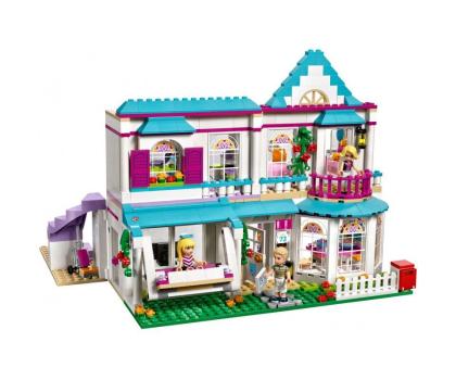 LEGO Friends Dom Stephanie-343303 - Zdjęcie 4